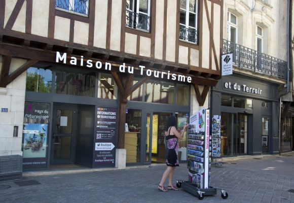 Maison du Tourisme - Poitiers