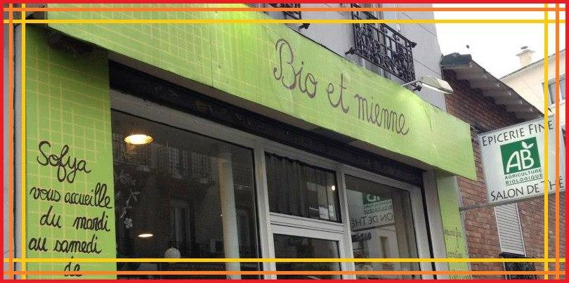 Bio et Mienne - Les Lilas